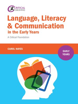 cover image of Language, Literacy and Communication in the Early Years