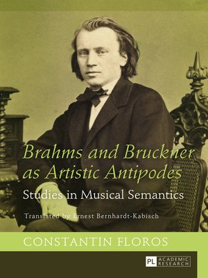 cover image of Brahms and Bruckner as Artistic Antipodes