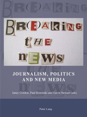 cover image of Br(e)aking the News