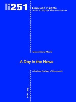 cover image of A Day in the News