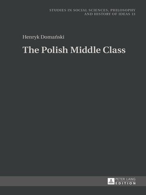 cover image of The Polish Middle Class