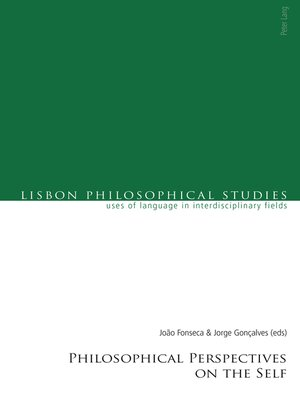 cover image of Philosophical Perspectives on the Self
