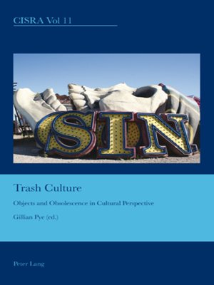 cover image of Trash Culture
