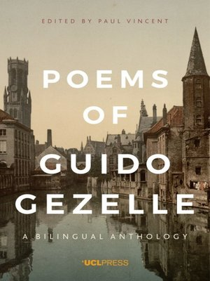 cover image of Poems of Guido Gezelle