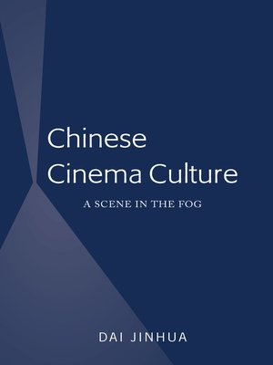 cover image of Chinese Cinema Culture