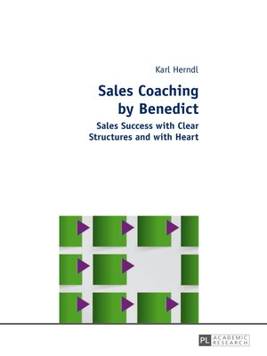 cover image of Sales Coaching by Benedict