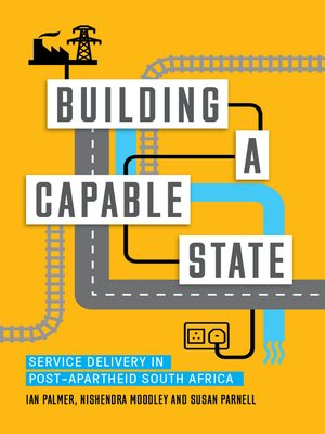 cover image of Building a Capable State