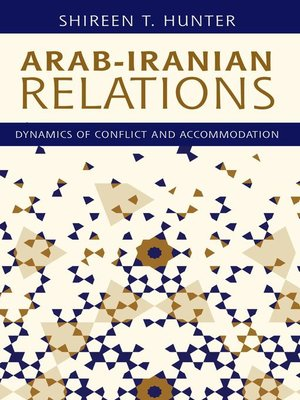 cover image of Arab-Iranian Relations