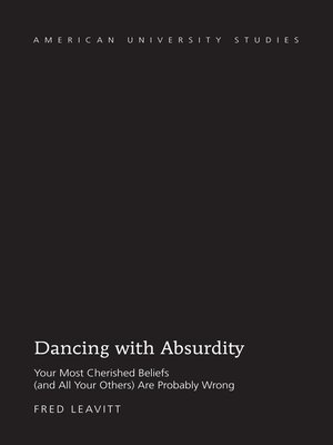 cover image of Dancing with Absurdity