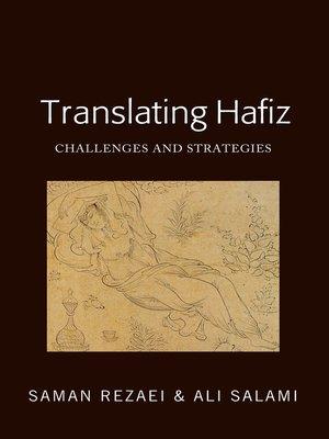 cover image of Translating Hafiz
