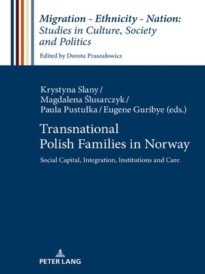 cover image of Transnational Polish Families in Norway