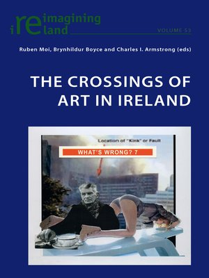 cover image of The Crossings of Art in Ireland