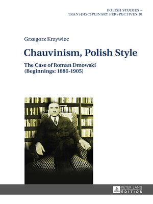 cover image of Chauvinism, Polish Style