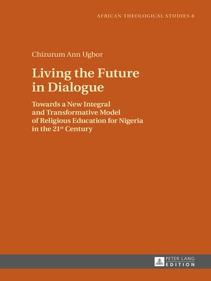 cover image of Living the Future in Dialogue