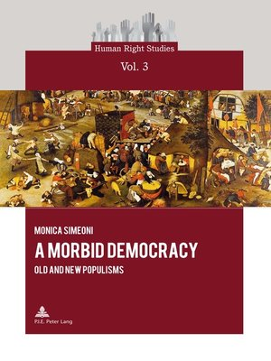 cover image of A Morbid Democracy