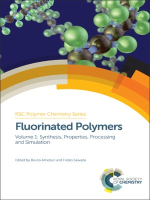 cover image of Fluorinated Polymers