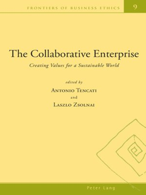 cover image of The Collaborative Enterprise
