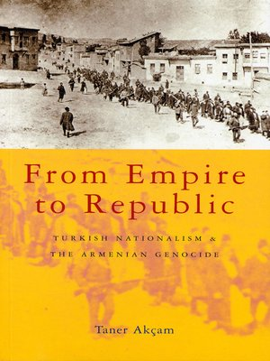 cover image of From Empire to Republic