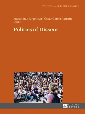 cover image of Politics of Dissent