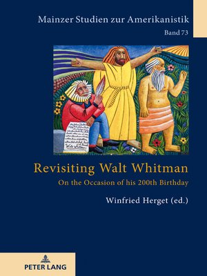 cover image of Revisiting Walt Whitman