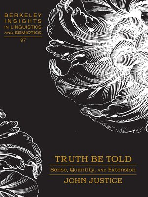 cover image of Truth Be Told
