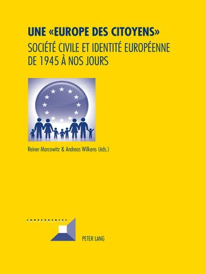 cover image of Une « Europe des Citoyens »