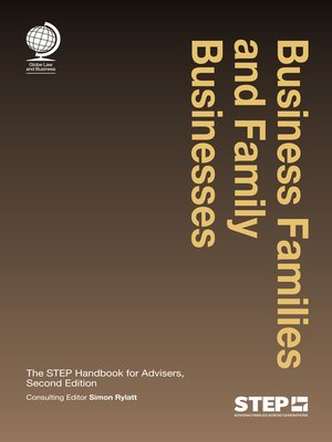 cover image of Business Families and Family Businesses