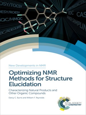 cover image of Optimizing NMR Methods for Structure Elucidation