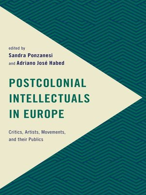 cover image of Postcolonial Intellectuals in Europe