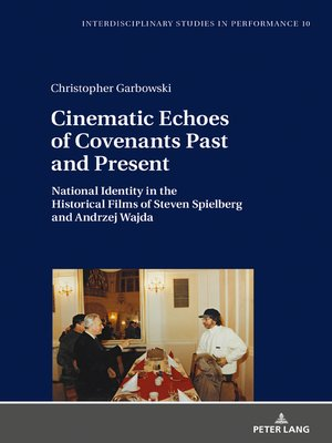 cover image of Cinematic Echoes of Covenants Past and Present