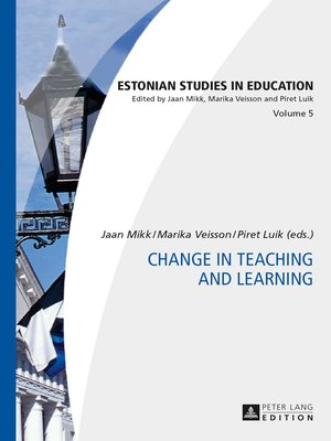 cover image of Change in Teaching and Learning