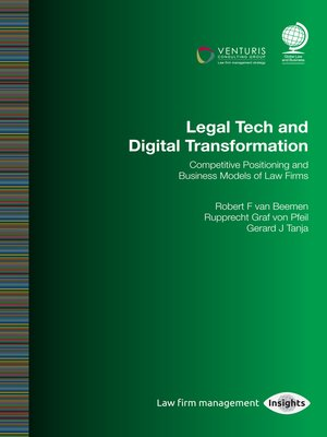 cover image of Legal Tech and Digital Transformation