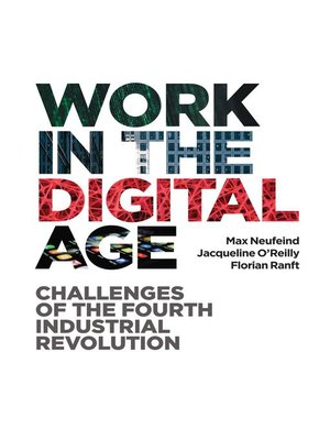 cover image of Work in the Digital Age