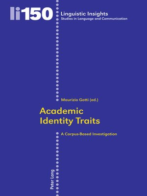 cover image of Academic Identity Traits