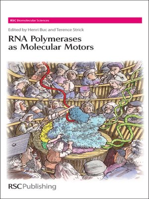 cover image of RNA Polymerases as Molecular Motors