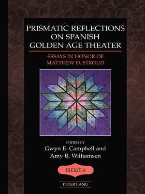 cover image of Prismatic Reflections on Spanish Golden Age Theater