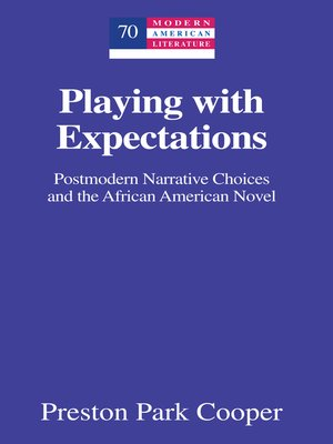 cover image of Playing with Expectations