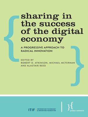 cover image of Sharing in the Success of the Digital Economy