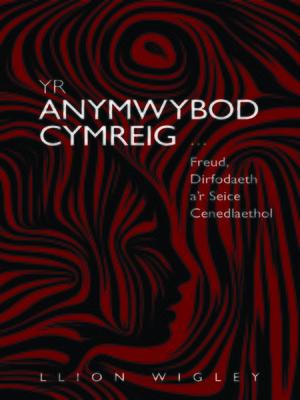 cover image of Yr Anymwybod Cymreig