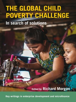 cover image of The Global Child Poverty Challenge