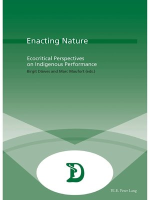 cover image of Enacting Nature