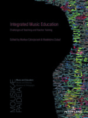cover image of Integrated Music Education