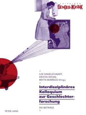 cover image of Interdisziplinaeres Kolloquium zur Geschlechterforschung