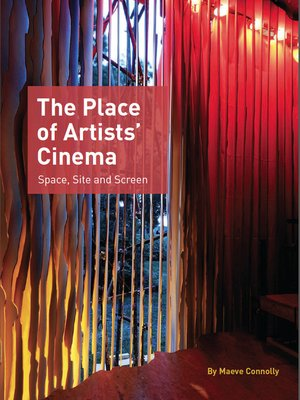cover image of The Place of Artists' Cinema
