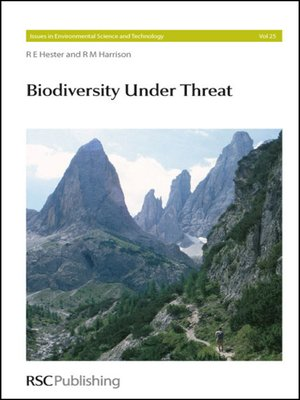 cover image of Biodiversity Under Threat