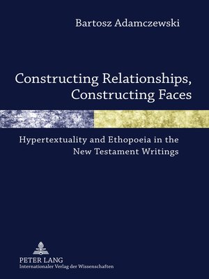 cover image of Constructing Relationships, Constructing Faces