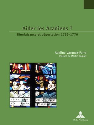 cover image of Aider les Acadiens ?