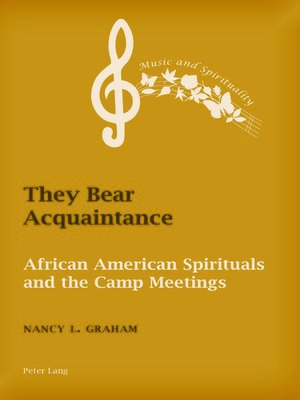 cover image of They Bear Acquaintance