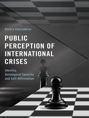 cover image of Public Perception of International Crises