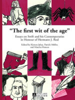 cover image of «The first wit of the age»